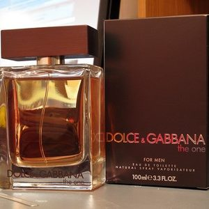 Dolce & Gabbana-The-One-For-Men