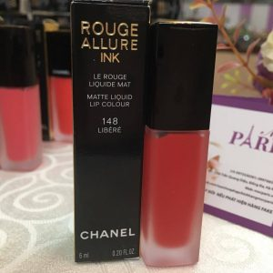 Son-môi-chanel-Rouge-allure-ink-148-libere