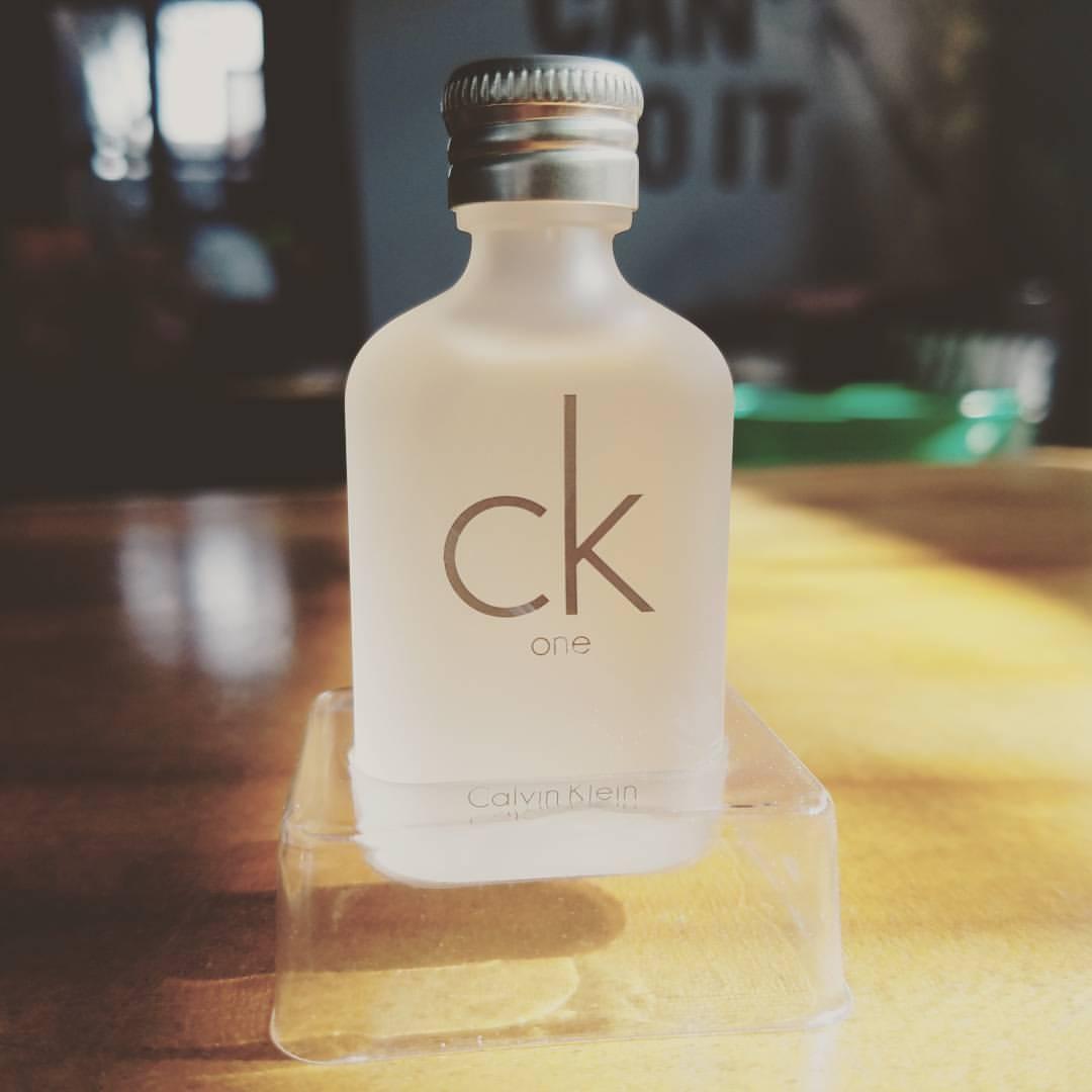 ck one 10ml
