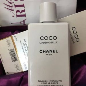 sữa-dưỡng-thể-chanel-coco-mademoiselle-Ẽmulsion-hydratante-pour-le-corps-